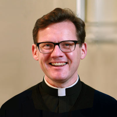 Fr James Elston SSC