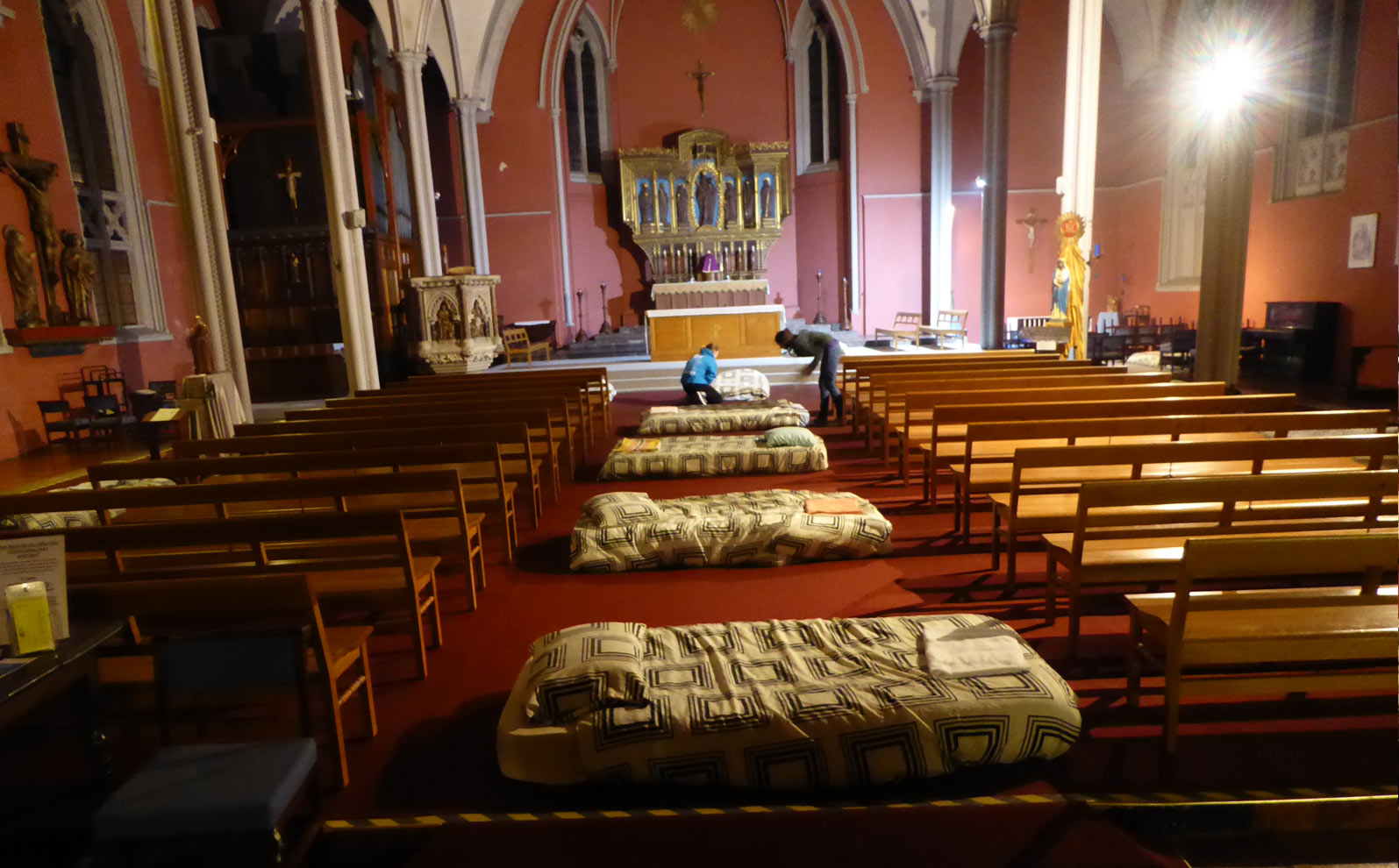 St Marys Night shelter
